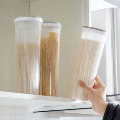 Pasta & Snacks Holder, spaghetti holder, noodles, kitchen holder, container, style degree, singapore, sg