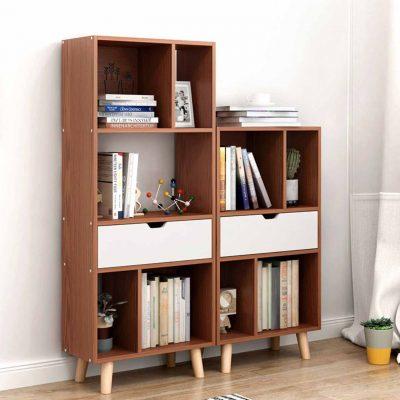 The Scandinavian Bookshelf Bookshelves Book Shelf Wardrobe cupboard closet style degree sg singapore