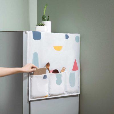 Nature Fridge Cover & Holder Kitchen Refrigerator Storage Style Degree Sg Singapore