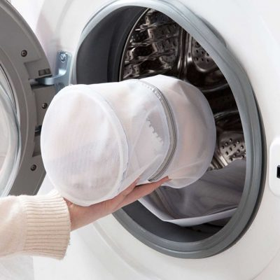 Laundry Mesh Bag Undergarment Clothes Bra Underwear Lingerie Washing Machine Style Degree Sg Singapore