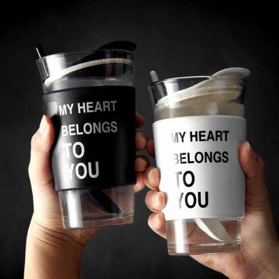 Modernism Glass Mug Beverage Cup Mason Mugs Tumbler Style Degree Sg Singapore