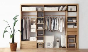 organization, organisation, organized life, closet organization, wardrobe organization, storage boxes, Japanese homes