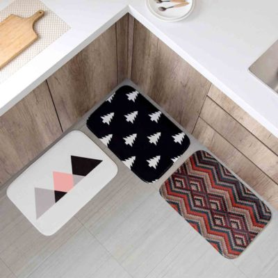 Modern Floor Mat Carpet Rug Toiletries Kitchen Living Room Style Degree Sg Singapore