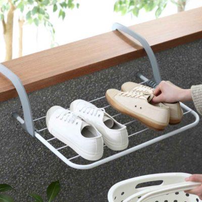 Sunshine Hanging Hanger & Rack Towel Shoe Cloth Clothes Laundry Dryer Style Degree Sg Singapore