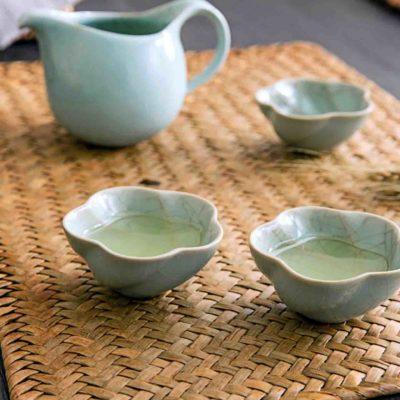 Oishii Rattan Table Mat Cloth Kitchen Tea Coffee Holder Pantry Home Decor Style Degree Sg Singapore