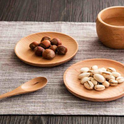 Oishii Wooden Mini Plate Fruit Snacks Plates Dining Kitchen Style Degree Sg Singapore