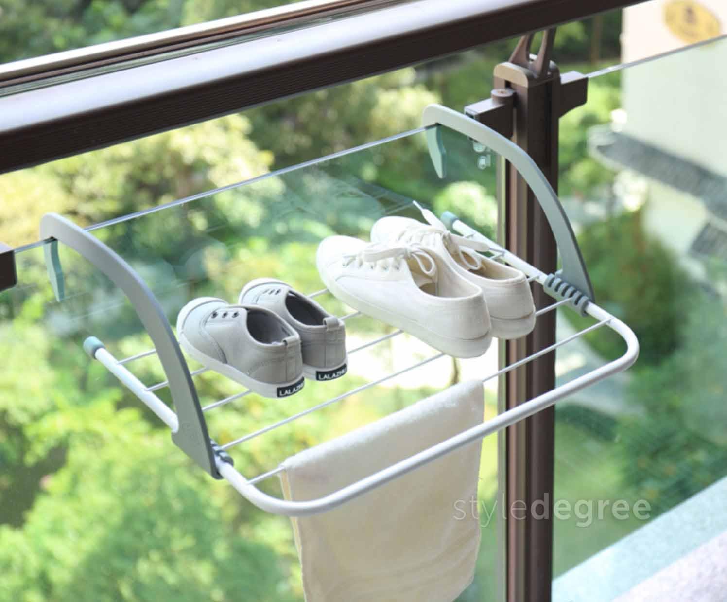 Sunshine Hanger Amp Rack Laundry Amp Drying Rack Style Degree