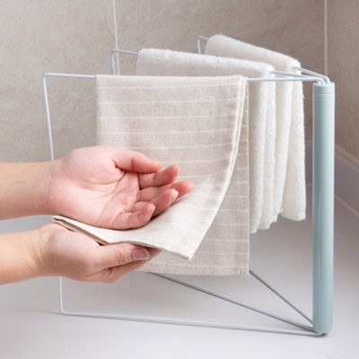 Standing Cloth & Towel Holder, kitchen towel, dryer, cloth holder, cloth rack, drying rack, style degree, singapore, sg