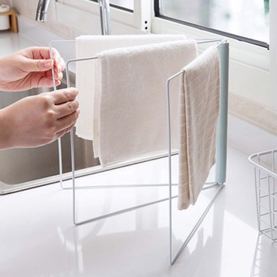 Standing Cloth & Towel Holder Dry Kitchen Style Degree Sg Singapore