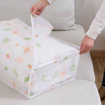 Seasons Quilt & Clothes Storage Bag wardrobe closet box organizer organiser dust cover Style Degree Sg Singapore