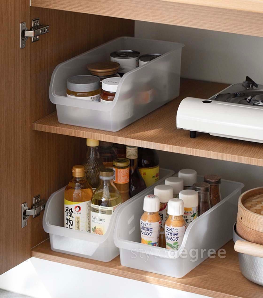 Fridge & Cabinet Organizer | Kitchen Accessories | Style ...