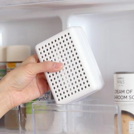 Freshly Dehumidifier Refrigerator Fridge Odour Removal Scent Shoe Rack Freshener Style Degree Sg Singapore