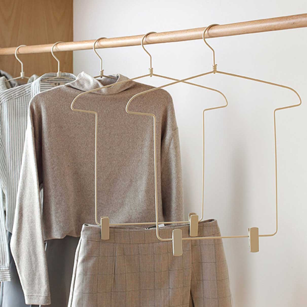 Outfitter Clothes Hanger, closet organisation organization ideas, hangers for home, home accessories, laundry clothes hangers, pants hangers, hangers for pants, closet organization, wardrobe organisation, organiser, organizer, home improvement, home improvements, style degree sg singapore