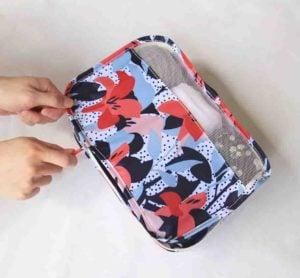Artisan Premium Luggage Organizer 8pc set Shoe Organiser Clothes Packing Travel Accersories Undergarment Style Degree Sg Singapore