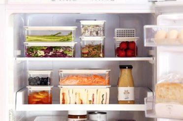 How To Organize Your Fridge & Keep It Clean