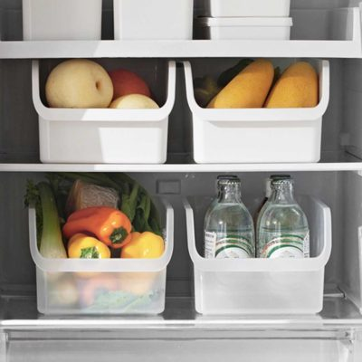 Fridge & Cabinet Kitchen Organizer Organiser Drawer Storage Box Storage Pantry Style Degree Sg Singapore
