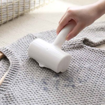 Compact Lint Roller Clothes Duster Remover Fabric Cotton Mat Style Degree Sg Singapore