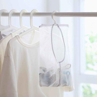 Hanging Mesh Organizer Laundry Clips Organiser Hanger Style Degree Sg Singapore
