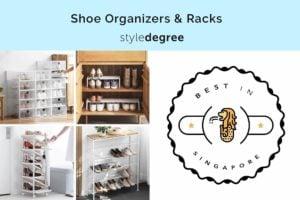 Best shoe racks in singapore, shoe organisers, shoe organizers singapore, sg, style degree