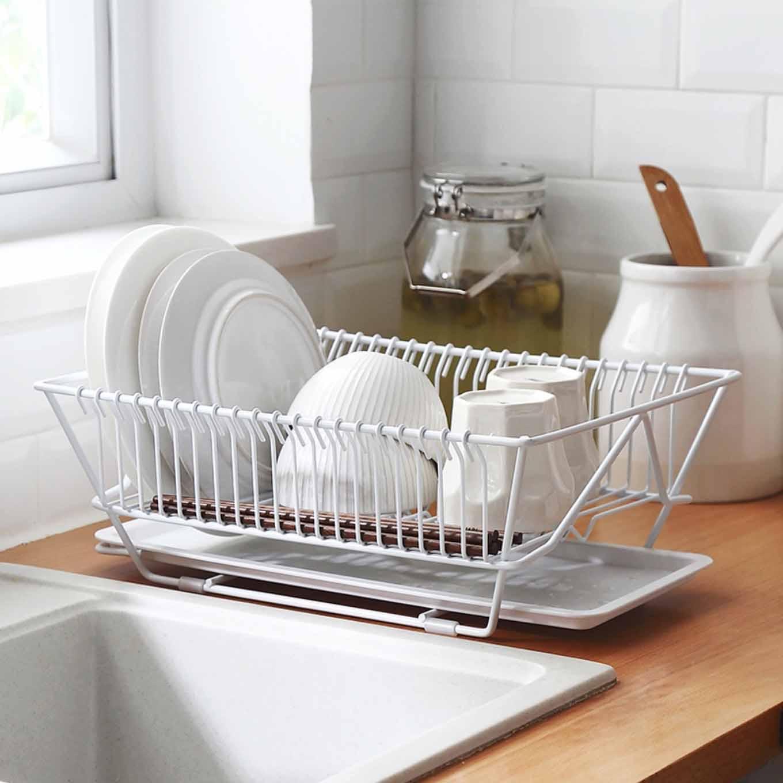 Dish Rack.Grande Dish Drainer Rack