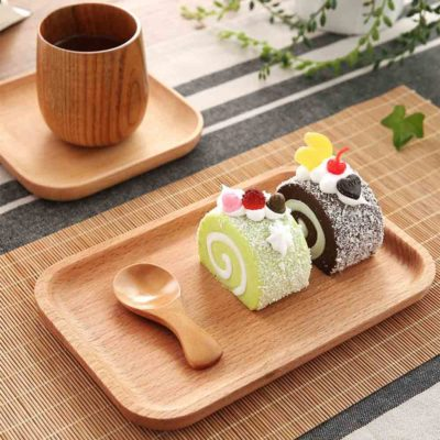 Oishii Pastry Platter Plates Saucer Container Wooden Tray Cake Pastries Style Degree Sg Singapore