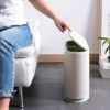 Futura Slim Dustbin dustbins rubbish containers Trash can Cleaning Styledegree sg Singapore
