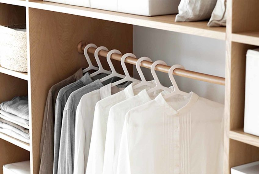 7 Best Closet & Wardrobe Organization Ideas