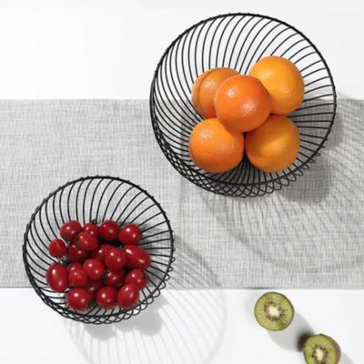 Urban Fruit & Bread Basket (2pc Set)