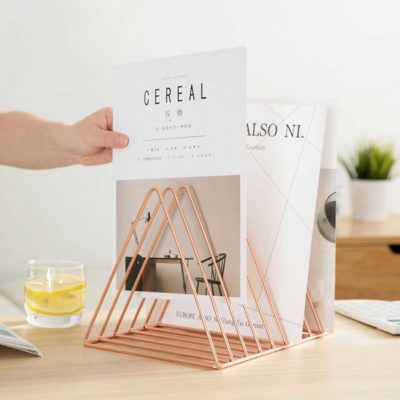 Roseo Book Organizer Organiser Rack Holders Books Stand Bookshelf Shelf Desk Style Degree Sg Singapore