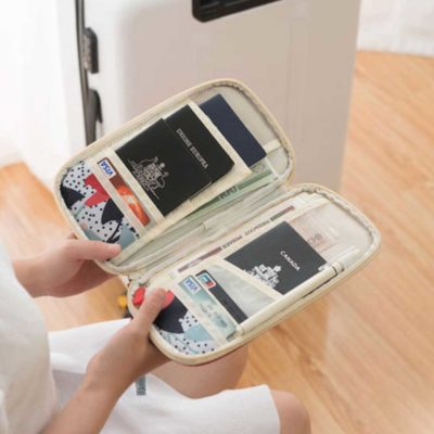 Artisan Passport Organizer Organiser Holder Pouch Travel Accessories Essentials Style Degree Sg Singapore