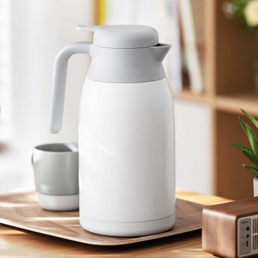Luxe Thermal Flask Pitcher Water Jar Jug Dining Kitchen Style Degree Sg Singapore