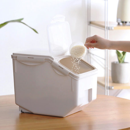 Premier Airtight Rice Box Rice Boxes Rice Containers Holders Organizers Storage Box Style Degree Sg Singapore