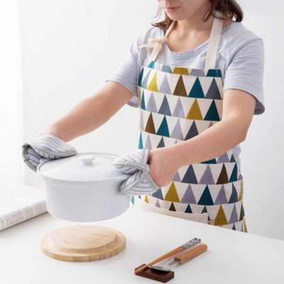 Palette Kitchen Apron Cooking Cloth Chef Style Degree Sg Singapore