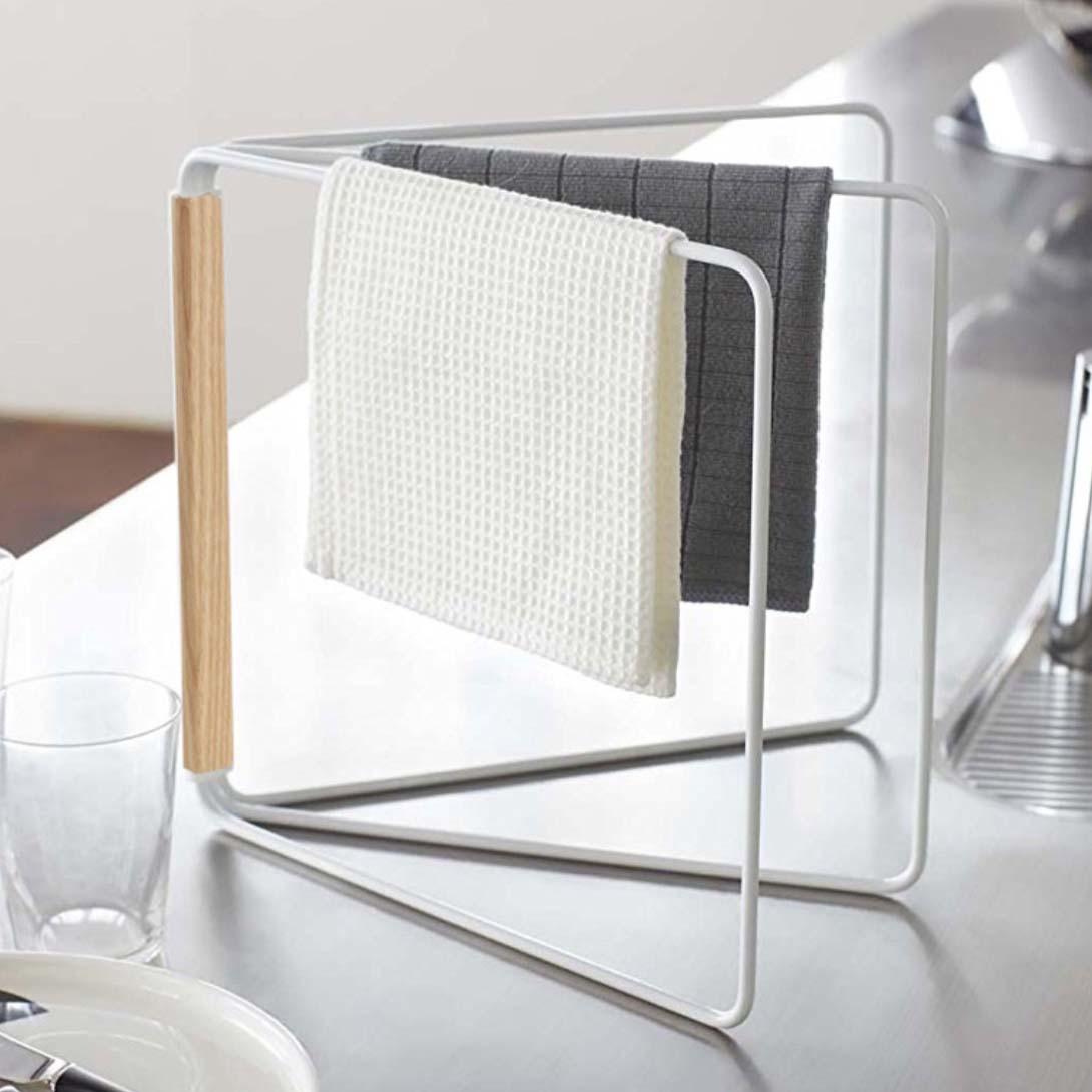 Scandinavian Cloth Towel Holder Kitchen Accessories Style Degree