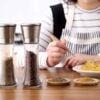 Klear Salt & Pepper Grinder Grinders Spices Powder Condiment Mill Style Degree Sg Singapore