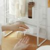 Luxe Standing Organizer Rack Organiser Racks Bathroom Accessories Style Degree Sg Singapore