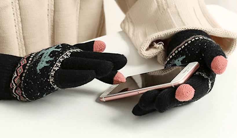 winter gloves touchscreen, women, men, for kids, winter essentials, travel essentials, style degree, singapore, sg