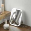Luxe LED Makeup Mirror Mirrors Cosmetic Cosmetics Beauty Desk Dressing Table Style Degree Sg Singapore