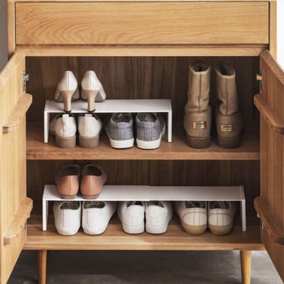 Extendable Shoe Rack Organizer Organizers Organiser Living Accessories Style Degree Sg Singapore