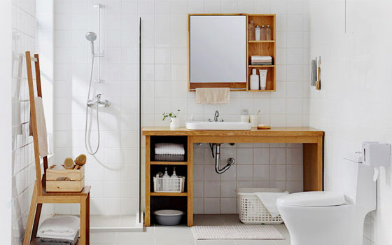 How To Organize Every Corner Of Your Bathroom