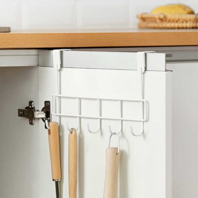 Horizontal Cabinet Hanging Hooks Door Hanger Kitchen Cupboard Style Degree Sg Singapore