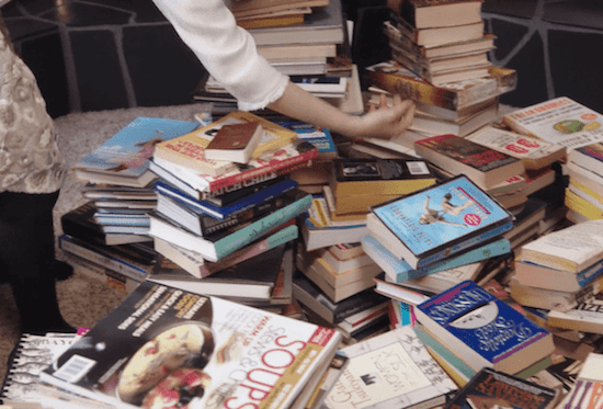 Tidying Up with Marie Kondo, KonMari method books, spark joy, organizing your home, home organization, bag organization decluttering, spring cleaning, style degree, singapore, sg