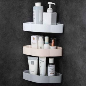Kurve Corner Bathroom Wall HolderHolders Organizer Organiser Style Degree Sg Singapore