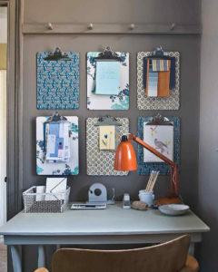 DIY Wall Organizer, how to organize desk, desk wall decor ideas, Style Degree, Singapore, SG, StyleMag.