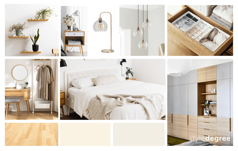 mood board interior design, mood board template, sample board interior design, home interior design singapore, mood board creator online, sample mood board singapore, qanvast singapore, renovation ideas, BTO home, resale flat renovation ideas, style degree, sg