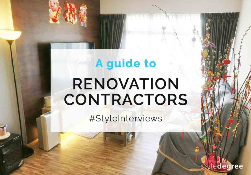 A Guide To Renovation Contractors (2020): An Alternative To ID Firms