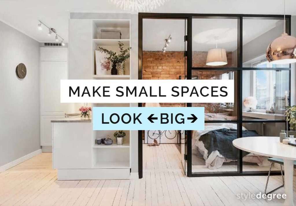 7 Ways To Make Your Singapore HDB & Condo Home Look Bigger Home Decor Inspiration BTO HDB Style Degree StyleMag