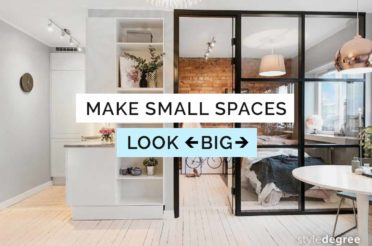7 Ways To Make Your Singapore HDB & Condo Home Look Bigger
