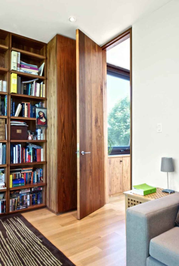 Full height doors, 7 Ways To Make Your Singapore HDB & Condo Home Look Bigger Bedroom Home Decor Inspiration Style Degree StyleMag
