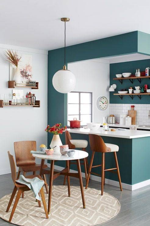 Open Concept Kitchen, 7 Ways To Make Your Singapore HDB & Condo Home Look Bigger Style Degree StyleMag